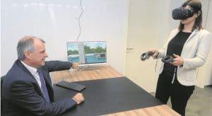visite appartement réalité virtuelle