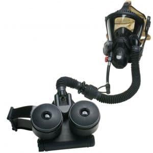 masque respiratoire autonome