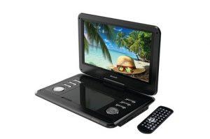 lecteur dvd portable batterie longue durée