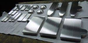 polissage mécanique aluminium