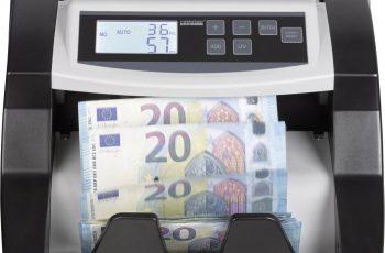 compteuse de billets avec detecteur de faux billets