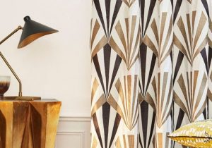 décoration rideaux